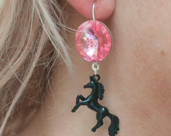 Pretty in Unicorns Earrings