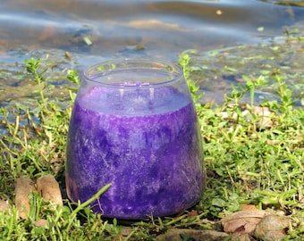 natural palm wax candles love spell