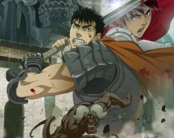 Berserk: The Egg of the King Anime Movie Poster