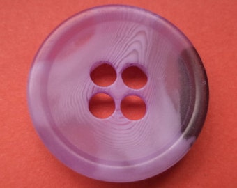 8 purple buttons 23mm (2046)