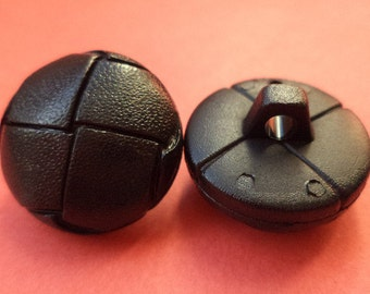 11 buttons black 18mm (1308) button