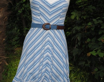Cotton dress 1960