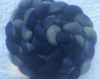 Corriedale Wool, Hand-dyed, 4 ounces