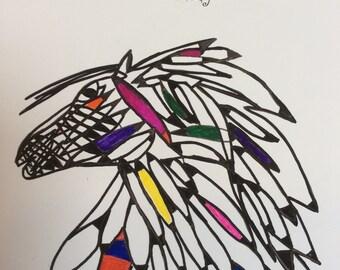 Horses Color Me Crazy