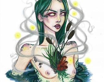 Art Print - 'Mistress'