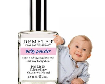 Demeter 1oz Cologne Spray - Baby Powder
