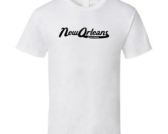 New Orleans Louisiana Vintage Retro Logo T-shirt