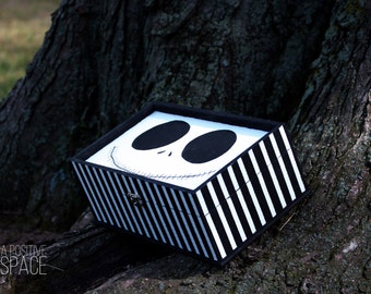 Jack Skellington Jewelry Box