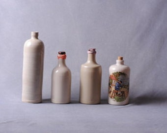 Sandstone/antique bottles/jars ceramic bottle
