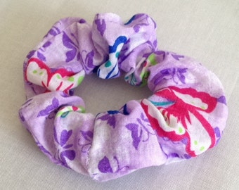 Butterfly Beauty Scrunchie