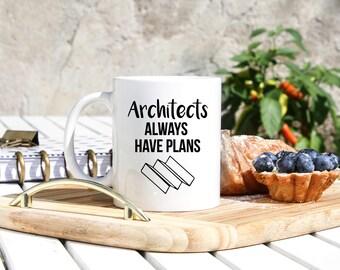 Architect Coffee Mug - Architect Gifts - Gifts For Architect - Architecture Gifts - Architectural Mugs- Archi Mug - Architecture Student Mug