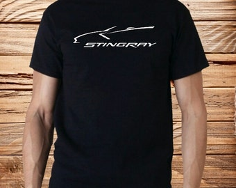 Corvette Stingray T Shirts