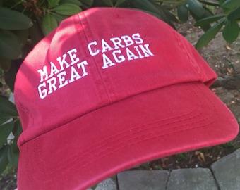 Make Carbs Great Again Hat