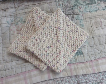 Crocheted Pot Holders