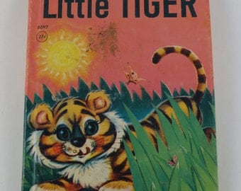 Little Tiger Junior Elf Book 1962