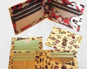 Custom Duct Tape Bifold Wallet