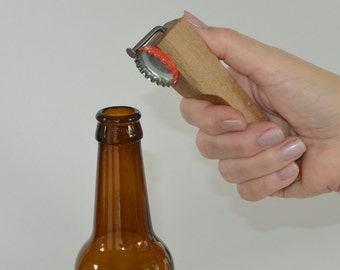 Reclaimed Maple Bottle Opener