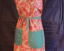 The Adam and Eve, Two Pocket Work Apron