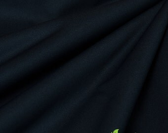 Eco-Friendly ProSoft Waterproof 2 mil PUL Fabric (Navy, sold by the yard)