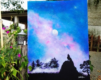 Moon_Painting Magical painting by Macleod
