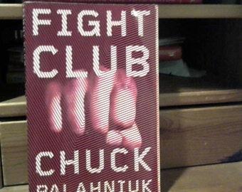 Fight Club (the original novel!)