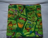 Teenage Mutant Ninja Turtles Large Pouch