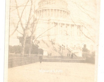 Inauguration Day capitol government politics DC Washington Hoover Roosevelt photo President