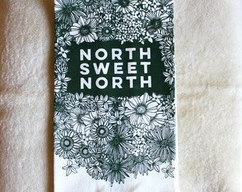 North Sweet North Towel