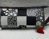 Quilted Sew Together Bag