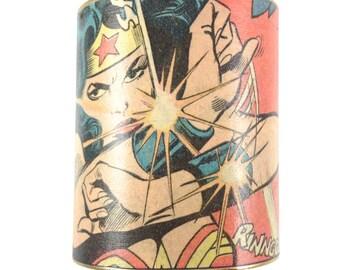 Pow Wonder Woman Cuff Bracelet