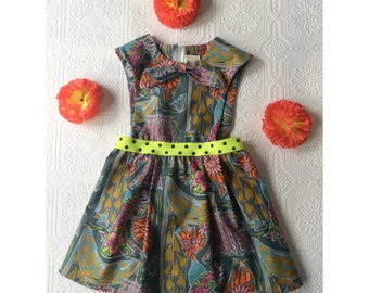 art school dress Supayana S/S 2016