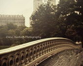 Bow Bridge Photo // Central Park Photo // New York City Photo // Large Wall Art Print // Large Art // Fine Art Travel Photography
