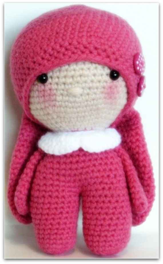 Amigurumi Bunny Girl : Amigurumi Girl SALE ITEM