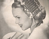 Vintage 1950 Polar and WNC Loop Weaving Volume 73