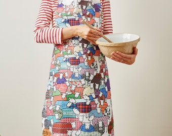 Colourful Sheep Apron