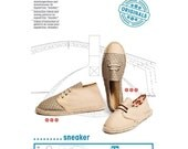sneaker espadrilles - instruction videos and sewing patterns by Prym