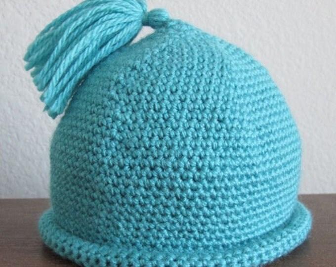The Baby Beanie - PDF Crochet Pattern