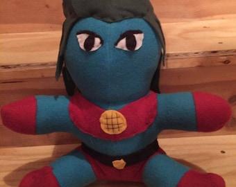 Captain Planet Hug Me Hero