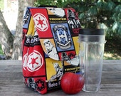 Insulated Lunch Bag Lunch Tote The Dark Side Made To Order