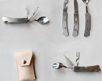Travel Utensil Kit // The Ready Set