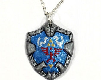 Master Shield Necklace