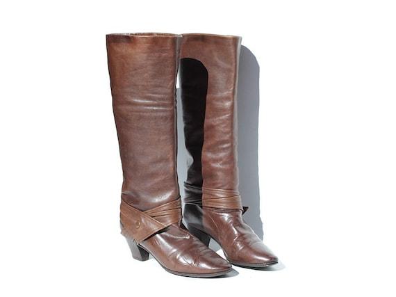 Vintage Italian Boots 118