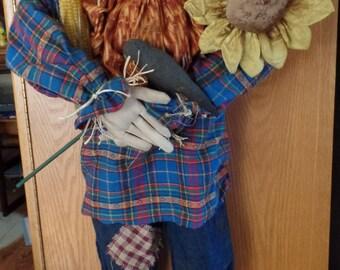 Lenny the Scarecrow