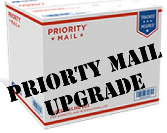 Upgrade Mailing to Priority