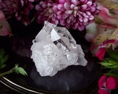 Quartz Crystal Cluster - Arkansas Quartz Cluster - Clear Quartz Cluster - Small Size Quartz Cluster - Raw Quartz Crystal