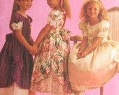 McCalls 6887 Childrens - Girls Alicyn Exclusives Clothing Pattern