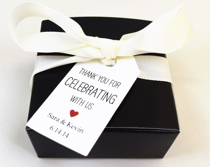 SOAP FAVORS - wedding favors, shower favors, vegan favors, white favors, party favors, gifts, black favors
