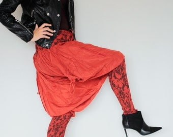 Helena Pants...Mix silk floral No.1  (S-L) and all colour available
