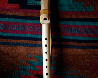 Native American Style Flute in Pine, A Minor