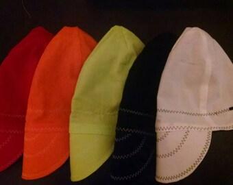 5 Solid Welders Caps You Choose Fabrics